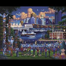 Stanley Park - 1000 Pieces