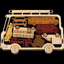 Constantin Puzzles: Car Park -