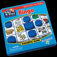 Take 'N' Play Anywhere Bingo Magnetic Game Tin -
