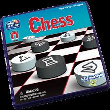 Take 'N' Play Anywhere Chess Magnetic Game Tin -