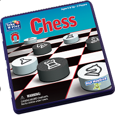 Take 'N' Play Anywhere Chess Magnetic Game Tin -