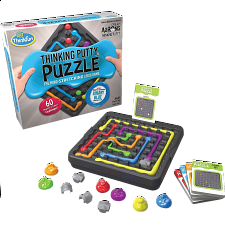 Thinking Putty Puzzle - More Puzzles