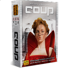 Coup - Card Games