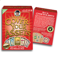 Cover Your Assets - Card Games