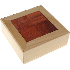 4 Steine Mini - European Wood Puzzles