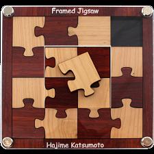 Framed Jigsaw -