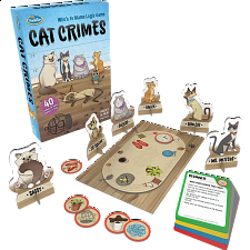 Cat Crimes - More Puzzles