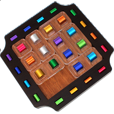 Slide Elox - European Wood Puzzles