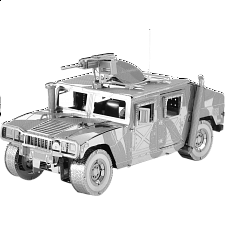Metal Earth: Iconx 3D Metal Model Kit - Humvee - Models and Kits