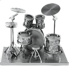 Metal Earth - Drum Set -