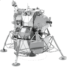 Metal Earth - Apollo Lunar Module - Search Results