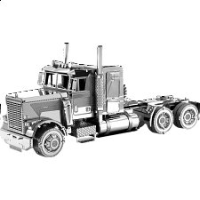 Metal Earth: Freightliner - FLC Long Nose Truck - Models and Kits