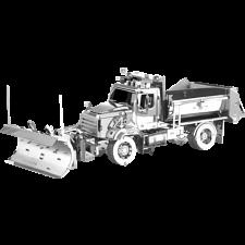 Metal Earth: Freightliner - 114SD Snow Plow -