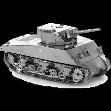 Metal Earth - Sherman Tank - 3D