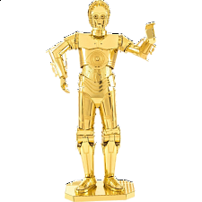 Metal Earth: Star Wars - C-3PO - Search Results