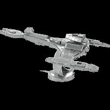 Metal Earth: Star Trek - Klingon Vor'cha Class - 3D