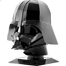 Metal Earth: Star Wars - Darth Vader Helmet - Search Results