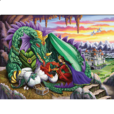 Queen of Dragons - 101-499 Pieces