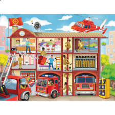 Firehouse Frenzy - New Items