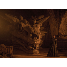 Game of Thrones - Balerion the Black Dread -
