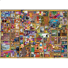 The Collector's Cupboard - 1000 Pieces