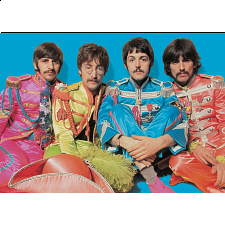 The Beatles: Sgt. Pepper - 1000 Pieces