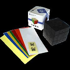 Bagua Cube DIY - Black Body -