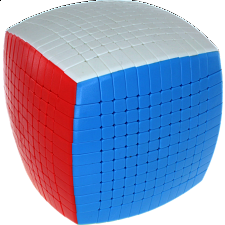 12x12x12 Pillow-Shaped - Stickerless Cube - Rubik's Cube & Others
