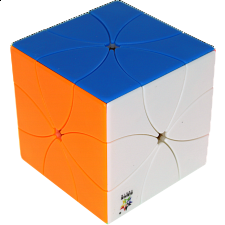 8 Petals Magnetic Cube - Stickerless -