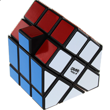 Inverted House Cube - Black Body - Other Rotational Puzzles