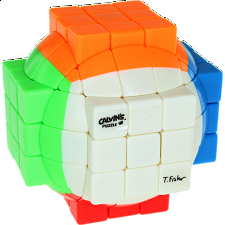 Tony Pineapple Cube - Stickerless - Other Rotational Puzzles