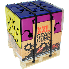 XXL Gear Cube - Black Body - New Items