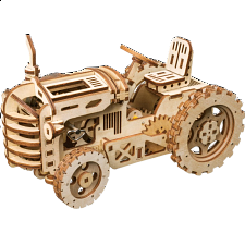 ROKR Wooden Mechanical Gears  - Tractor - Search Results