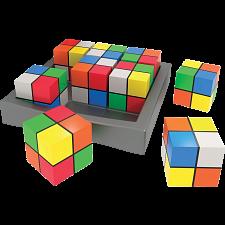 Color Cube Sudoku -