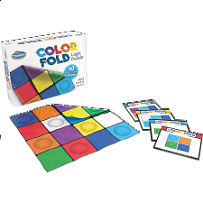 Color Fold - More Puzzles
