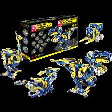 12-in-1 Solar Hydraulic Robotic Kit -