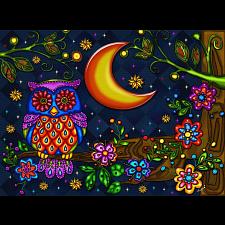 Owl Night Long -