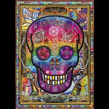 Rainbow Skull -