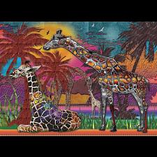 Rainbow Giraffes -
