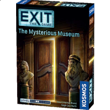 Exit: The Mysterious Museum - Search Results