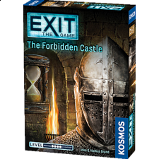 Exit: The Forbidden Castle -