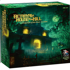 Betrayal At House On The Hill -