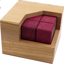 Petit Pack - European Wood Puzzles
