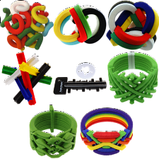 Group Special - A set of Oskar van Deventer puzzles -