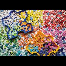The Puzzler's Palette - 1000 Pieces
