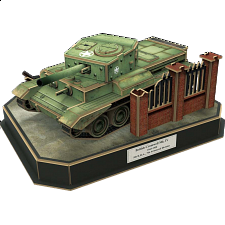 Armibuild Cromwell Mk. IV Tank - 3D Push-Fit Model - Search Results