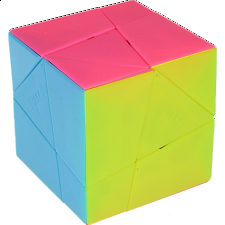 Skewskewb Cube - Stickerless - Rubik's Cube & Others