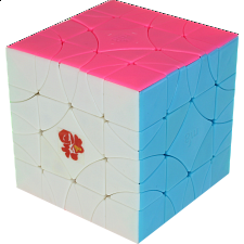Grilles II - Stickerless - Rubik's Cube & Others