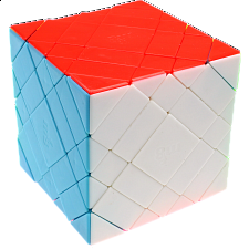 Elite Skewb Cube - Stickerless - Other Rotational Puzzles