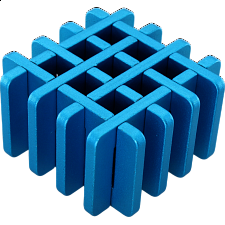 Lattice - Metal Puzzle -